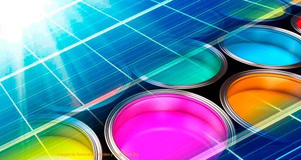 Pintura Solar o Solar Paint