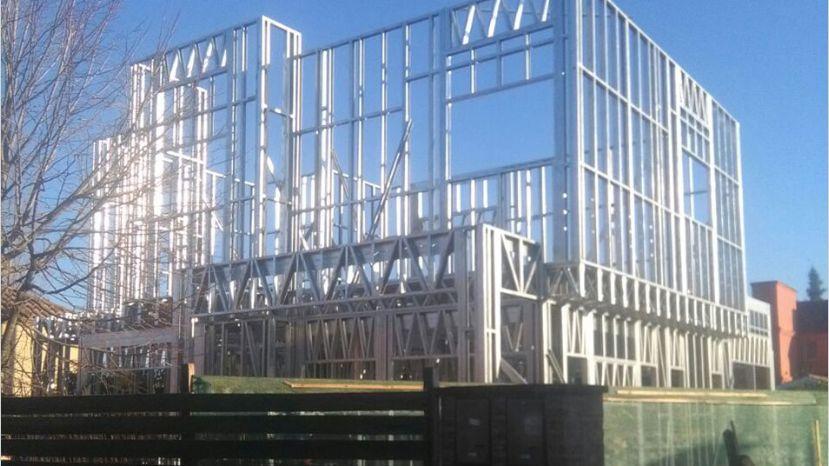 """Es oficial: el steel frame pasó a ser """"construcción tradicional"""""""