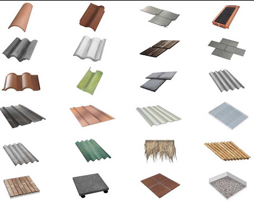 Guía de techos: 26 tipos de tejas, chapas y membranas para cubrir proyectos de arquitectura