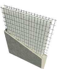 Sistema constructivo con paneles ISOPANEL